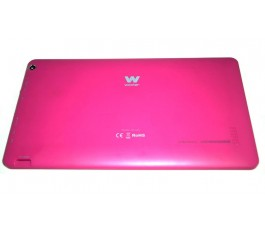 Tapa trasera para Woxter QX103 QX 103 rosa fucsia original