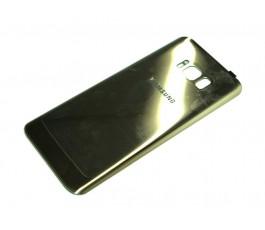 Tapa trasera para Samsung Galaxy S8 Plus G955F dorada