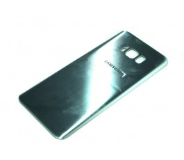 Tapa trasera para Samsung Galaxy S8 Plus G955F plata