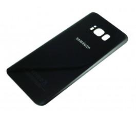 Tapa trasera para Samsung Galaxy S8 Plus G955F negro