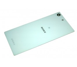 Tapa trasera con NFC para Sony Xperia M5 blanca original