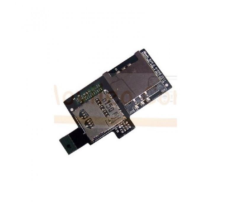 Modulo Lector Sim y MicroSD para Htc Sensation G14 - Imagen 1