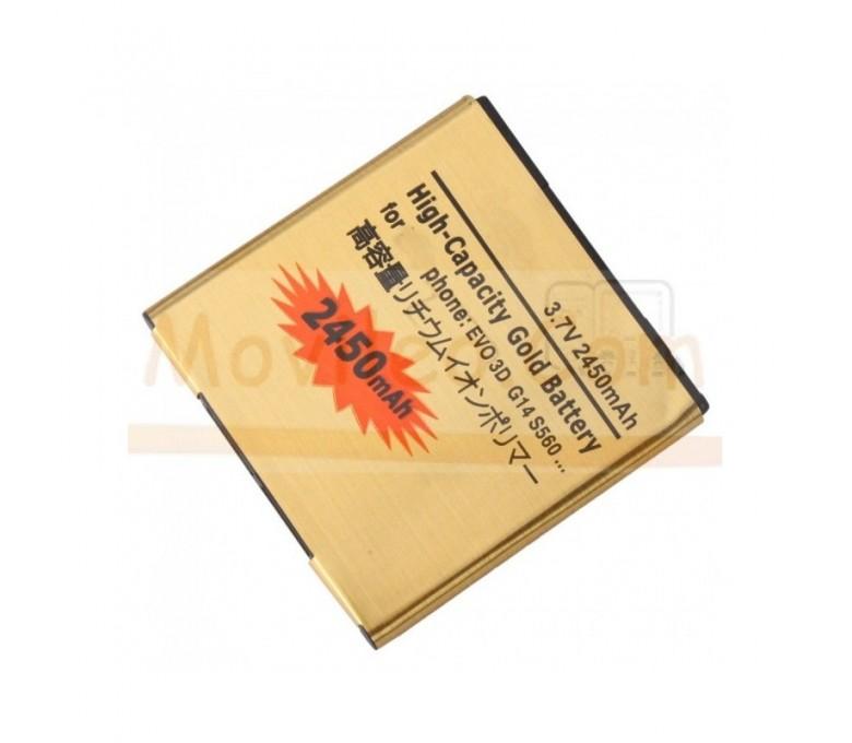 Bateria Gold de2450mAh para Htc Sensation G14 EVO 3D - Imagen 1