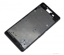 Marco pantalla lcd display para Sony Xperia Z3 D6603 D6643 D6653 negro original