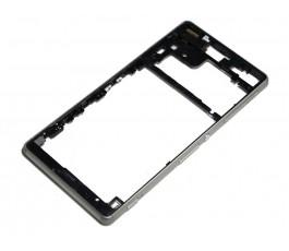 Marco para Sony Xperia Z3 D6603 D6643 D6653 verde original