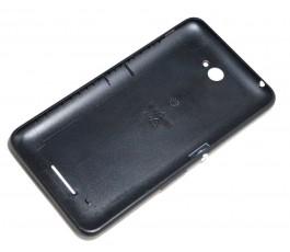 Tapa trasera para Sony Xperia E4 negra original