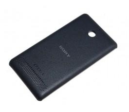 Tapa trasera para Sony Xperia E1 negro original