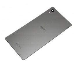 Tapa trasera con NFC para Sony Xperia M4 Aqua gris plata original