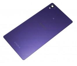 Tapa Trasera con NFC para Sony Xperia Z3 L55T D6603 D6643 D6653 Morado Original