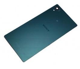Tapa trasera con NFC para Sony Xperia Z5 verde original