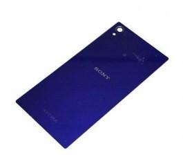 Tapa Trasera con NFC para Sony Xperia Z1 morado original