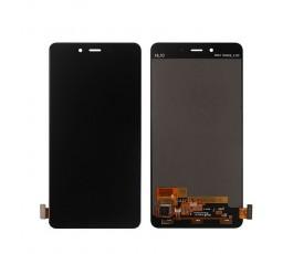 Pantalla completa táctil y lcd para OnePlus X negra