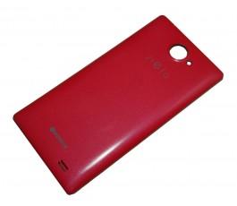 Tapa trasera para Woxter Zielo Z-400 Z400 rojo rosado Original