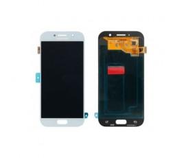 Pantalla completa táctil y lcd para Samsung Galaxy A5 2017 A520 blanca