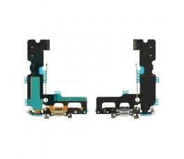 Flex conector carga para iPhone 7 Plus de 5,5 pulgadas negro