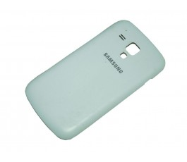 Tapa trasera para Samsung Galaxy Trend Plus S7580 blanco original