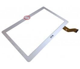 Pantalla táctil para SPC Glow 10 3.1 referencia flex ZJ-10038A Blanco