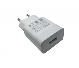 Adaptador corriente para Huawei P9 EVA- L09 blanco original