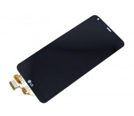 Pantalla completa táctil lcd display para Lg G6 H870 negra