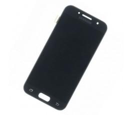 Pantalla completa táctil y lcd para Samsung Galaxy A3 2017 A320 negra