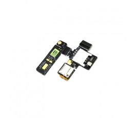 Modulo Lector Sim y Micro SD para Htc One V G24 - Imagen 3