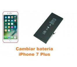 Cambiar batería iPhone 7 Plus