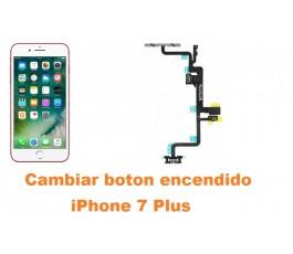 Cambiar botón encendido iPhone 7 Plus