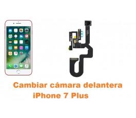 Cambiar cámara delantera iPhone 7 Plus