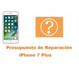 Presupuesto de reparacion iPhone 7 Plus