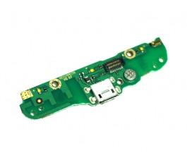 Modulo conector carga y micrófono para Huawei Ascend G300 U8815N original