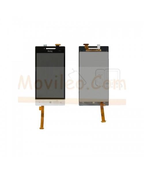 Pantalla Completa Blanca para Htc Windows Phone 8S - Imagen 1