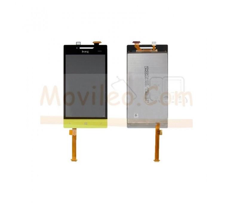 Pantalla Completa Verde para Htc Windows Phone 8s - Imagen 1