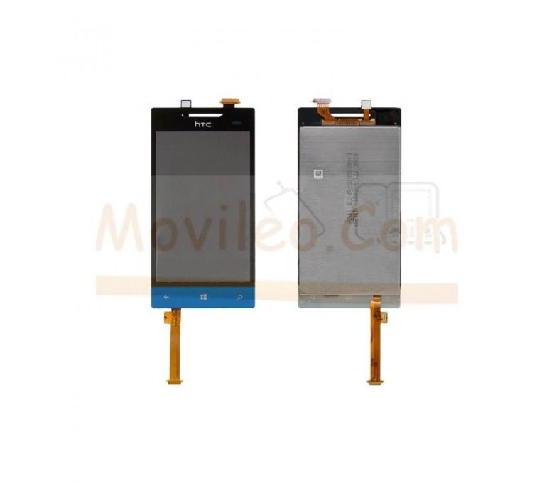 Pantalla Completa Azul para Htc Windows Phone 8s - Imagen 1