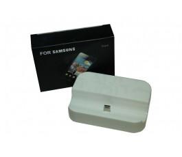 Base dock carga para Samsung micro Usb