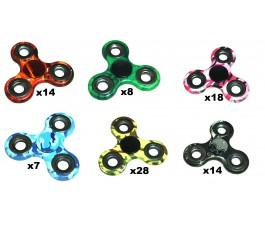 Lote Spinner diferentes colores
