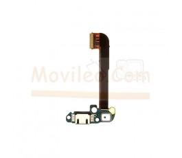 Flex Conector de Carga y Microfono para Htc One M7 801e - Imagen 1