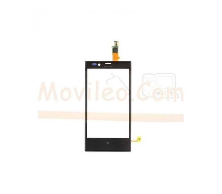 Pantalla Tactil Digitalizador Negro para Nokia Lumia 720 - Imagen 1