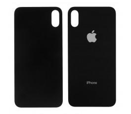 Tapa trasera para iPhone X 10 negra