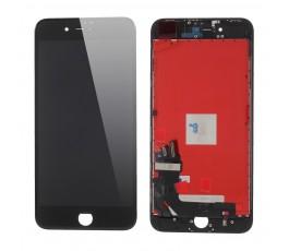 Pantalla completa táctil y lcd para iPhone 8 Plus negro
