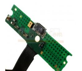 Flex conector carga y micrófono para Nokia Lumia 720 - Imagen 3