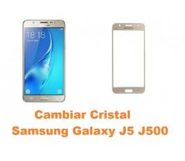 Cambiar cristal Samsung Galaxy J5 J500