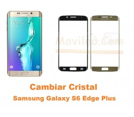 Cambiar cristal Samsung Galaxy S6 Edge Plus G928F