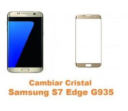 Cambiar cristal Samsung Galaxy S7 Edge G935F