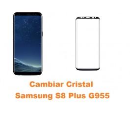 Cambiar cristal Samsung Galaxy S8 Plus G955
