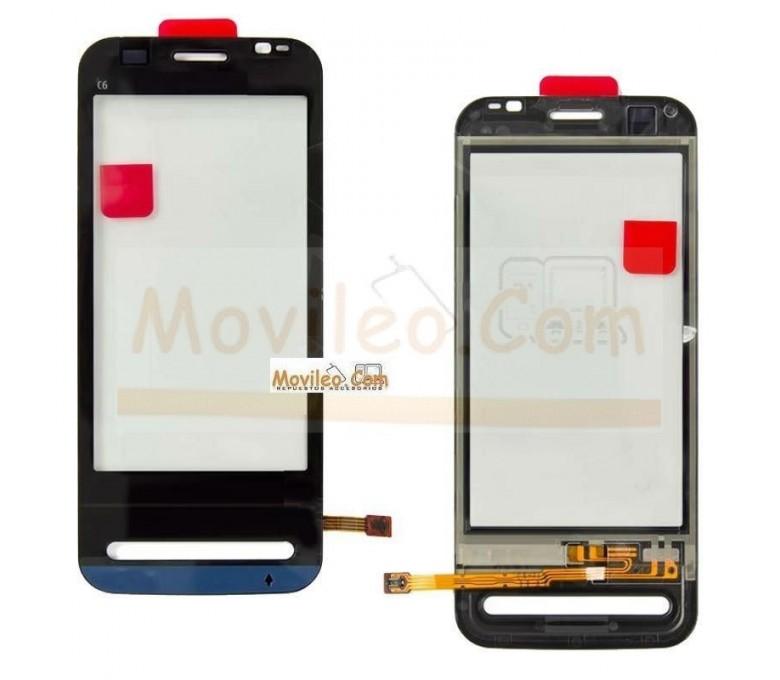 Pantalla Tactil Negro Nokia C6-00 - Imagen 1