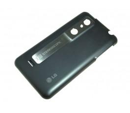 Tapa trasera para Lg Optimus 3D P920 negra original