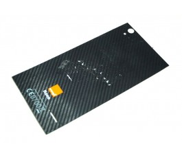 Tapa trasera para Zte Vec 4G Orange Rono T50 negra original