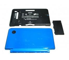 Carcasa para Nintendo DSi XL azul original