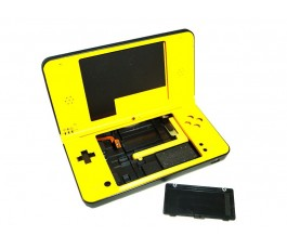 Carcasa para Nintendo DSi XL amarilla original