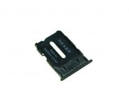 Porta tarjeta sim para OnePlus ONE A0001 negra original